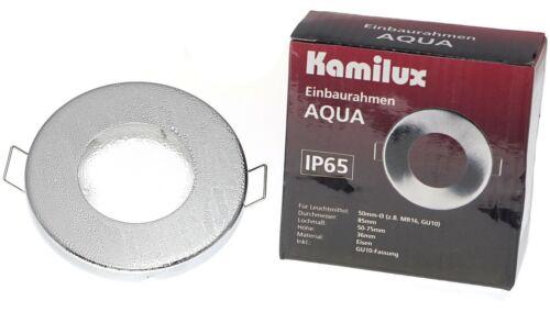 LED Bad-Einbaustrahler step dimmbar 5W Einbau-Leuchten Spots IP65 Strahler