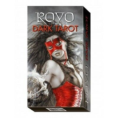 Luis Royo Dark Tarot Deck NEW Sealed 78 Cards Female Warriors Primal passion