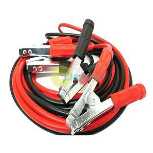 Professionnel-Resistant-800AMP-6-Metres-Cables-de-Demarrage-Voiture-Van-Long