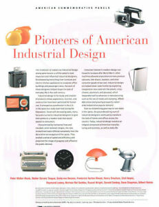 875-Forever-American-Industry-Designs-4546a-USPS-Commemorative-Stamp-Panel