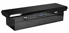 Lund 79100lp 70 Inch Low Profile Aluminum Cross Bed Truck Tool Box Diamond P