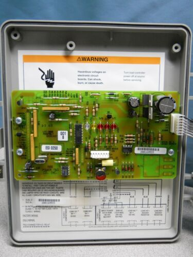 Cannon Technologies LMT 3000 Enclosed Energy Management Equipment L302050210PB00
