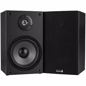 Dayton-Audio-B652-6-1-2-034-2-Way-Bookshelf-Speaker-Pair
