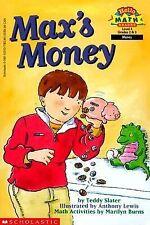 Max's Money (Hello Reader: Math, Level 4)