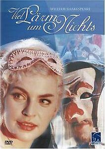 Viel-Laerm-um-nichts-von-Martin-Hellberg-DVD-Zustand-sehr-gut