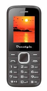 Onestyle-Basic-Dual-Sim-Debutant-Telephone-Avec-Clavier-simple-pas-cher-Neuf
