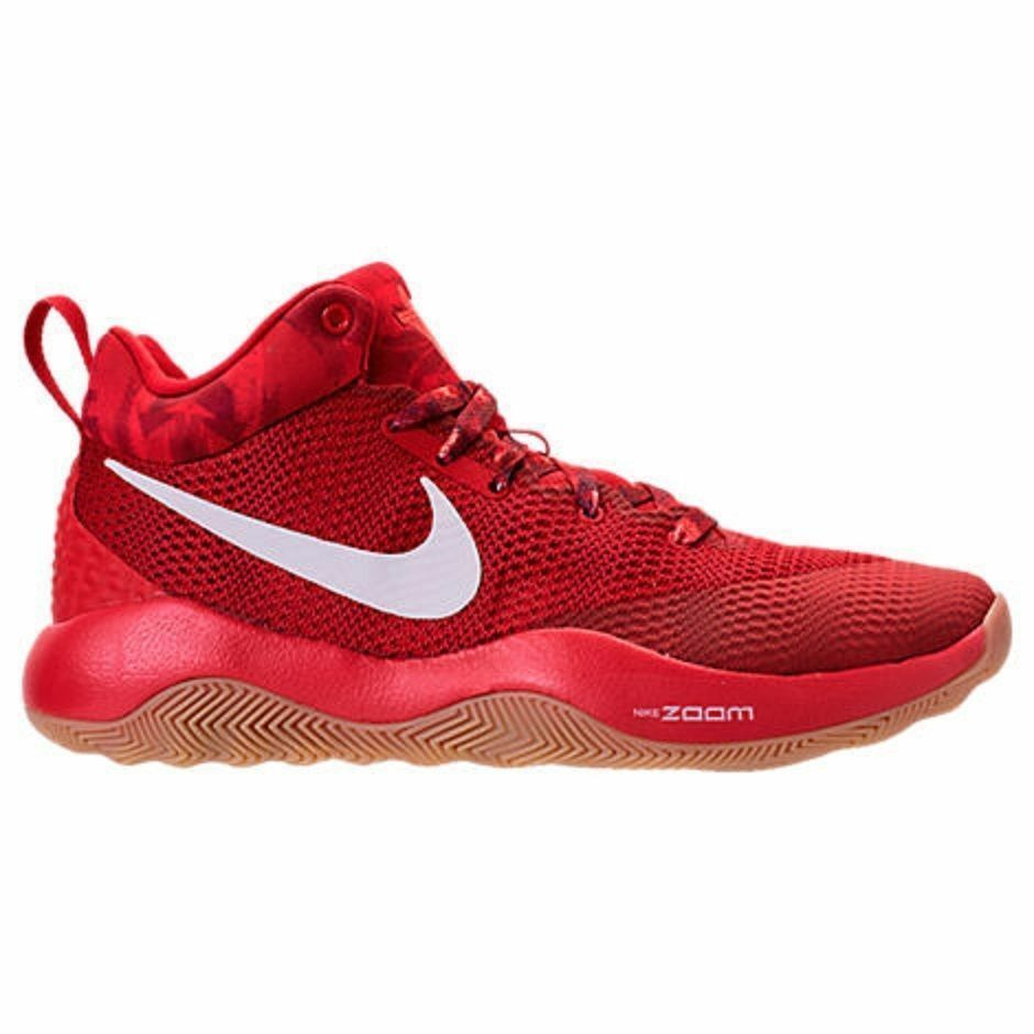 Nike Zoom HyperRev 2018 LTMD University Red Crimson  Mens 11.5