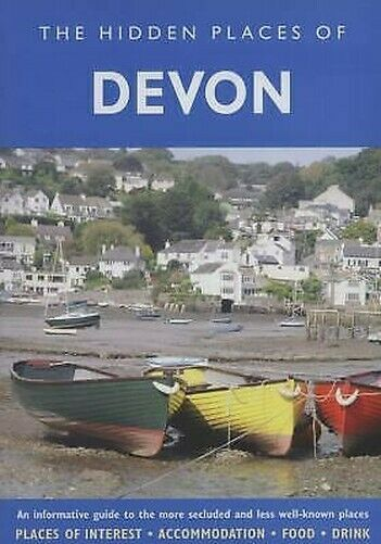 Devon Versteckte Places von Gerrard,David