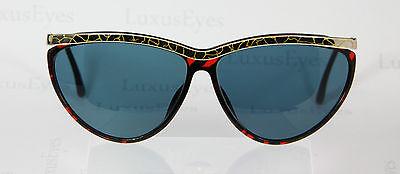 Paloma Picasso Sonnenbrille Sunglasses Lunettes Occhiali Gafas vintage 2753-30