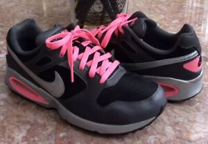 Details about Nike Air Max Coliseum Racer Black Pink Running Shoes Size 10.5 #553441 006 EUC