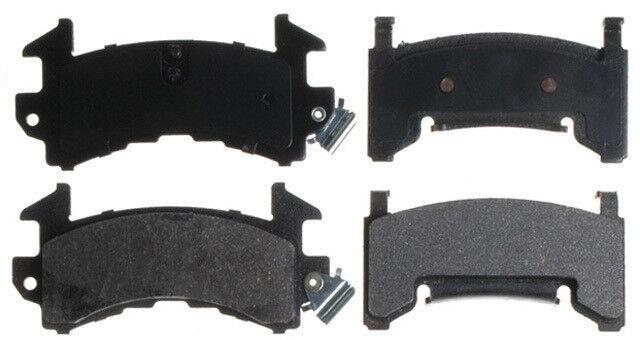 Raybestos SGD1012M Service Grade Semi-Metallic Disc Brake Pad Set