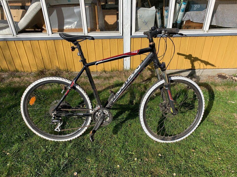 Mustang, anden mountainbike, 24 gear