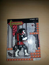 NECA Castlevania Dracula X Chronicles Simon Belmont Promo 8-Bit Figure Toy NEW