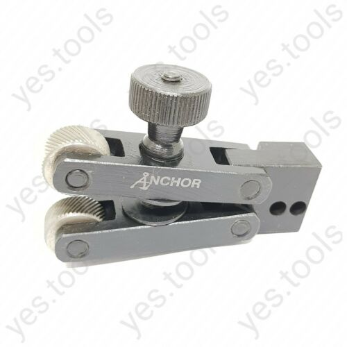 Mini V Clamp Type Knurling Tool Vee Knurling Holder 5mm-20mm Mini Lathes Unimat