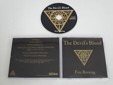 THE DEVIL'S BLOOD/FIRE BURNING(ROCKHEAD VAN061) CD ALBUM