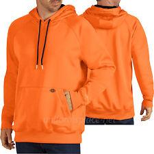 DICKIES Sweatshirt Mens Performance Fleece Pullover Hoodie Water Repellent SW520