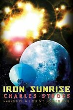 Iron Sunrise Recorded Books 13 CDS 2009 by Charles Stross 1440710570