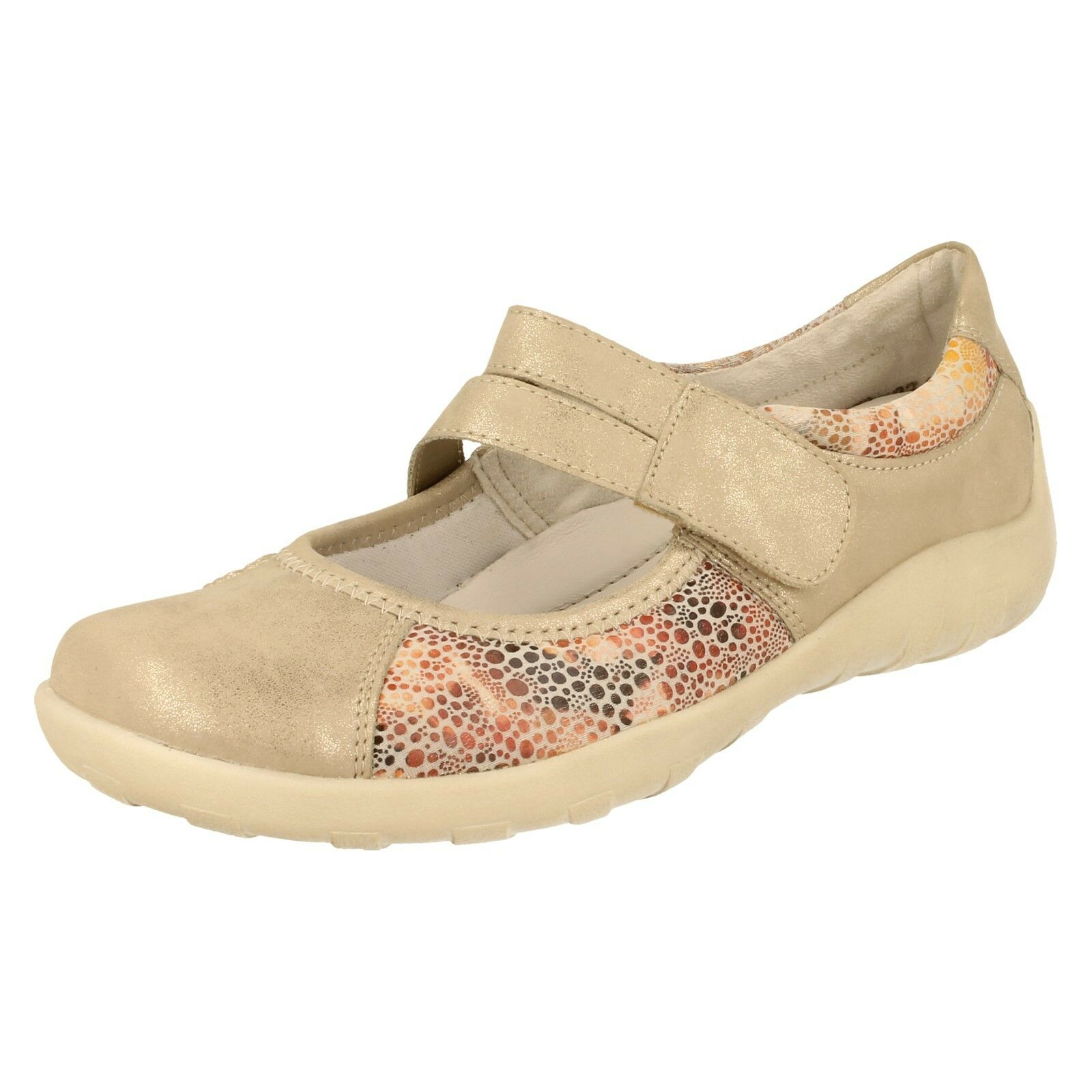 Ladies Remonte Casual Mary Jane shoes - R3510