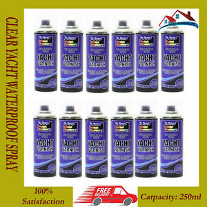 Image Is Loading NEW 12X Clear Yacht Varnish Spray All Purpose