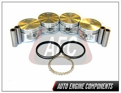Pistons and Rings 95-05 Fits Plymouth Breeze Dodge Neon Chrysler 2.0L SOHC