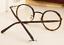 Vintage-Literary-TR90-Metal-Retro-eyeglass-frame-Round-Clear-Glasses-Women-Men thumbnail 16