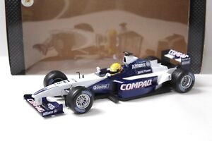 1-18-HotWheels-BMW-Williams-f1-fw23-R-Schumacher-5-NEW-per-PREMIUM-MODELCARS