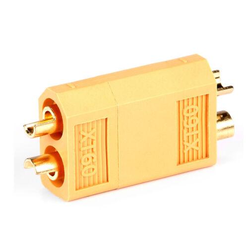 x2 XT60 rc battery connectors plug sockets male female XT-60  xt60 lipo plug