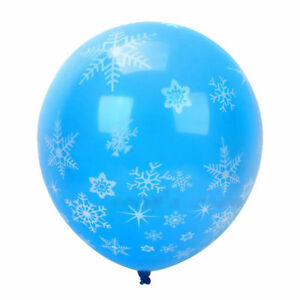 12PCS-Frozen-Snowflake-Latex-Balloon-For-Birthday-Supplies-Wedding-Decoration-HO