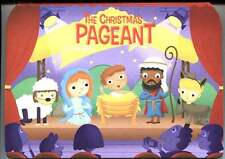The Christmas Nativity Story Pop Up Board Book for Children - First Christmas