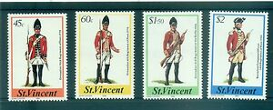 UNIFORMES-MILITAIRES-MILITARY-UNIFORMS-ST-VINCENT-1984
