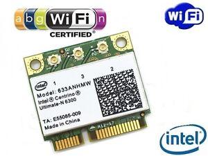 Intel-Centrino-Ultimate-N-6300-802-11a-b-g-n-Mini-PCI-Express-633ANHMW