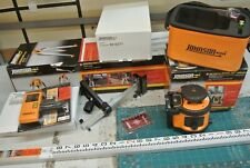 Johnson Level Amp Tool 99 006k Self Leveling Rotary Laser System Kit