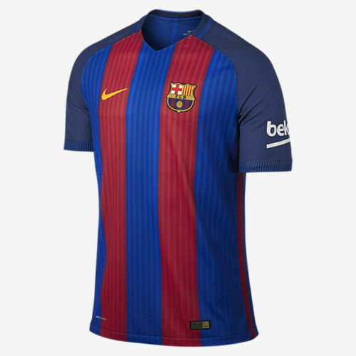 best service a7a6c 5e4ac fc barcelona jersey 2016