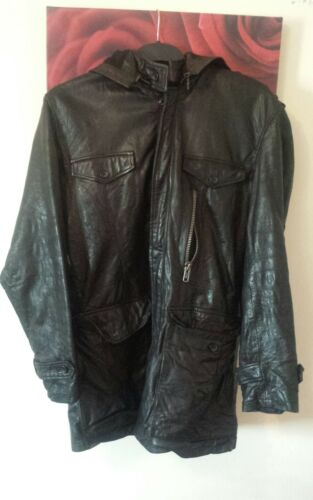 Politix Jacket Politix Leather Leather dXFT4Tx