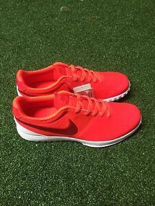 Nike-Lunar-Mont-Royal-Men-039-s-Golf-Shoes-Size-10-US-9-UK-44-EUR