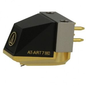 Audio-technica-at-art-7-MC-moving-coil-tete-de-lecture-Cartridge