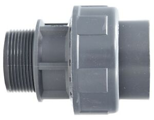 Union Pvc O 63 X 2 Fm Pression Raccord Piscine Arrosage