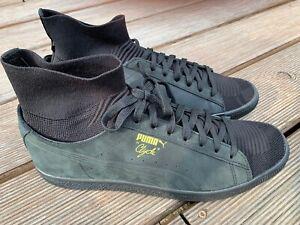 Details zu PUMA The Clyde Sock Select Gr.44 US 10.5 UK 9.5 all black 364573 02 Basket NEU