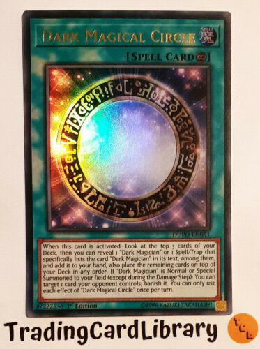 Mint Dark Magical Circle Ultra Rare Yugioh 1st Edition DUPO-EN051