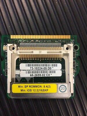 Cisco CF-ADAPTER-SP Boot Flash Adapter SUP720 73-10224-05