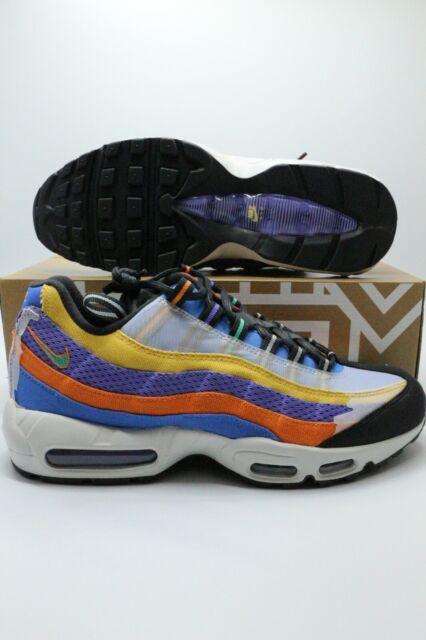 Size 13 - Nike Air Max 95 Black History
