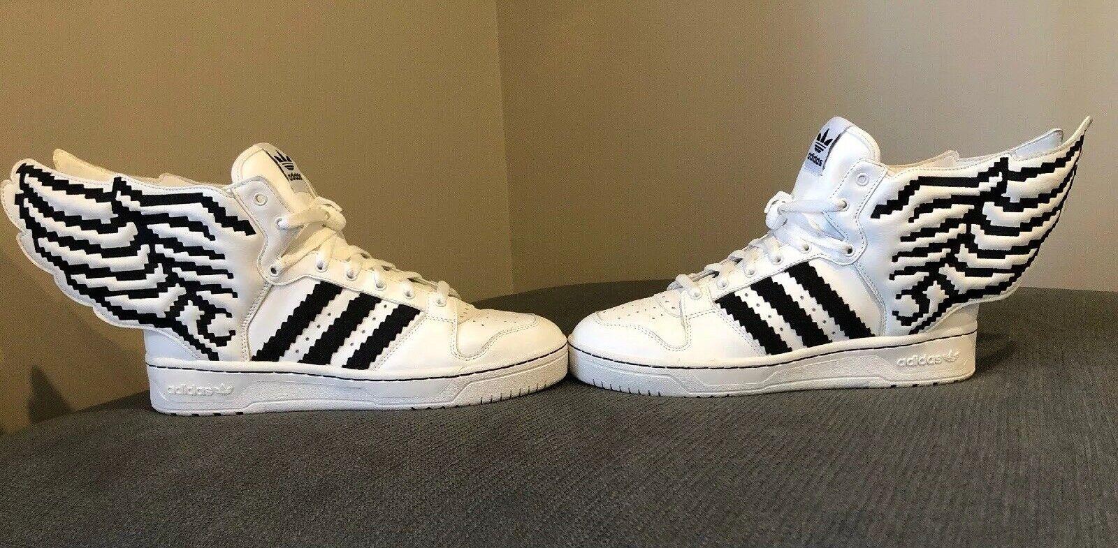 Adidas, Jeremy Scott, Pixel Wings 2.0, Size 11, Rare