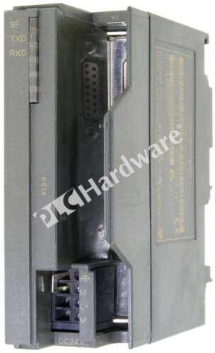 Siemens 6ES7341-1CH01-0AE0 6ES7 341-1CH01-0AE0 SIMATIC S7-300 CP 341 NO Door