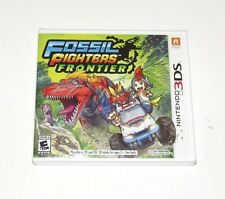 Fossil Fighters Frontier Nintendo 3DS Game Brand New Factory Sealed 2015