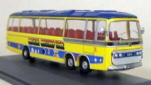 Corgi-OOC-1-76-Bedford-Val-Panorama-The-Beatles-Magical-Mystery-Tour-Bus-Model