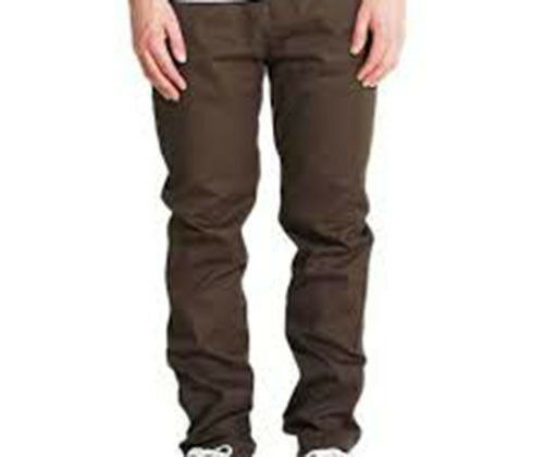 Matix Manderson da Lavgold Pantalone (34) brown Scuro