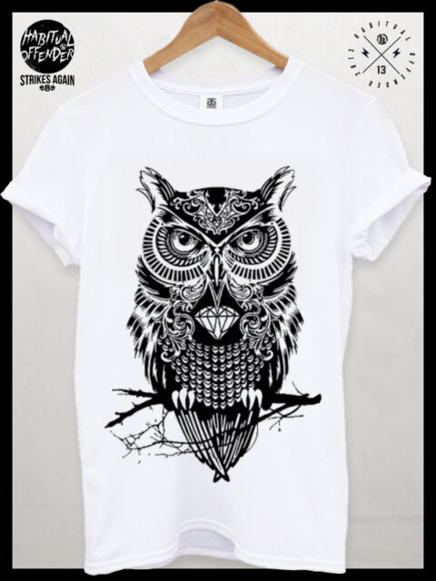 Mens Rare OWL DIS OBEY  SWAG hipster TSHIRT FRESH ladies OFWGKTA  trendy WOMENS