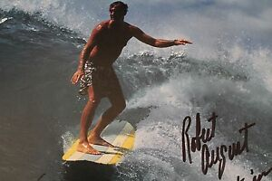 Robert August AUTOGRAPHED Corky Carroll Endless Summer 22x30in