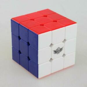 Magic-Cubes-3x3-Ultra-smooth-Professional-Speed-Cube-Puzzle-Twist-Hot-Toys-ABS