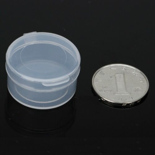 20pcs Jar Mini Sample Bottle Sealing Up Pot Face Cream Container Portable Box
